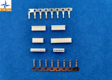 1.25mm Pitch Board-in Housing, 2 to 15 Circuits Single Row Crimp Housing for Signal Application